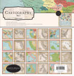 Cartography No.1 12x12 Collection Kit