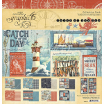 Catch Of The Day 12x12 Collection Pack