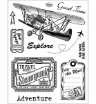 Clear Stamps - Adventures