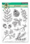 Clear Stamps - All Natural