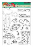 Clear Stamps - April Showers
