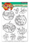 Clear Stamps - Autumn Bliss