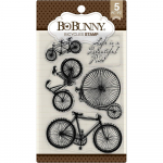 Clear Stamps - Bicycles
