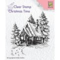 Clear Stamps - Christmas Time Snowy Haus 2