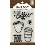 Clear Stamps - Cup of Joe