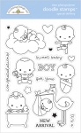 Clear Stamps - Doodle Special Delivery