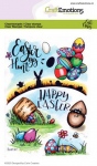 Clear Stamps - Easter 1