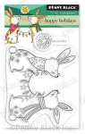 Clear Stamps - Hoppy Holidays
