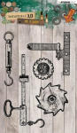 Clear Stamps - Industrial 3.0 Nr. 317