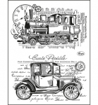 Clear Stamps - Oldtimer