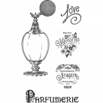 Clear Stamps - Parfumerie