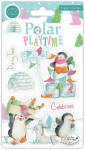 Clear Stamps - Polar Playtime