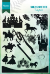 Clear Stamps - Silhouette Fairytales