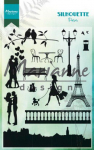 Clear Stamps - Silhouette Paris