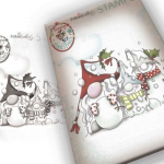 Clear Stamps - Snow Gnomes