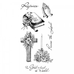 Clear Stamps - Spiritual Sketches