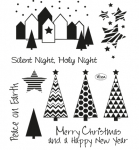Clear Stamps - Stille Nacht
