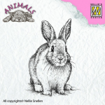 Clear Stamps - Tiere Kaninchen