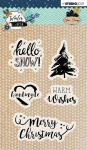 Clear Stamps - Winter Joys Nr. 418