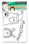 Clear Stamps - Xmas Costumes