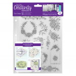 Clear Stamps Set - Floral Icons