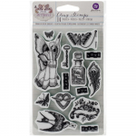 Cling Stamps - Butterfly