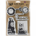 Cling Stamps - Finnabair Never Too Late