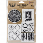 Cling Stamps - Finnabair Old Town