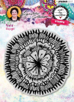 Cling Stamps -  Floral Escape Art By Marlene 3.0 Nr. 30