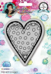Cling Stamps - Hearts Art By Marlene 2.0 Nr. 22