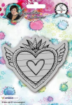 Cling Stamps - Hearts Art By Marlene 2.0 Nr. 24