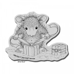 Cling Stamps - House Mouse Gifts To Tie