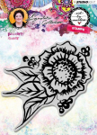 Cling Stamps - Painterly Flower Art By Marlene 3.0 Nr. 32