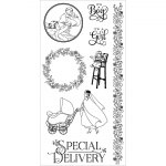Cling Stamps - Precious Memories 3