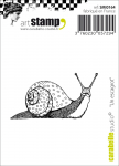 Cling Stamps - Schnecke