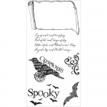 Cling Stamps - Steampunk Spells 3