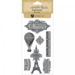 Cling Stamps - Worlds Fair 2