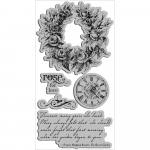 Cling Stamps Secret Garden 2