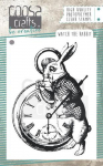 Coosa Crafts Clear Stamps - Watch the Rabbit