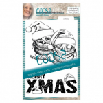 Coosa Crafts Clear Stamps - Xmas