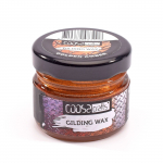 Coosa Crafts Gilding Wax - Golden Amber
