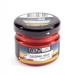 Coosa Crafts Gilding Wax - Twilight  Sunset Red