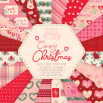 Cosy Christmas 10x10cm Paper Pad