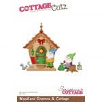 CottageCutz Dies - Woodland Gnomes and Cottage