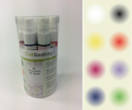 CraftEmotions Ink Spray Set - Opaque basic