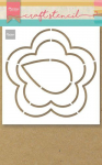 Craft Stencil - Butterblume