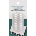 Crop-A-Dile Power Punch Planner Discs - Pearl