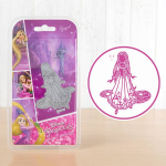 Cutting Die - Disney Dreamy Rapunzel