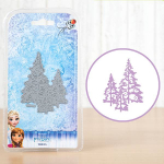 Cutting Die - Disney Frozen Trees