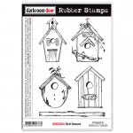 Darkroom Door Cling Stamps - Bird House